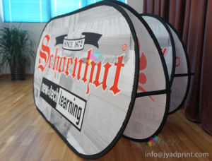Cusotmized Retractable a-Frame Pop up Advertising Outdoor Banner Display pictures & photos