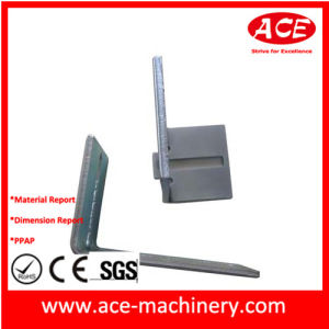Metal Stand Cross Sheet Metal Product pictures & photos