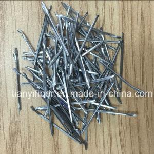 High Tensile Milling Steel Ingot Type Steel Fiber for Concrete pictures & photos