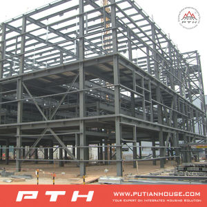ISO9001 Steel Structure Warehouse Construction pictures & photos