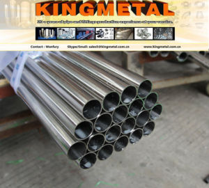 ASTM A270 Bright Annealed TP304 Seamless Stainless Steel Tube pictures & photos