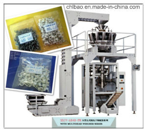 Full Automatic Small Screws Packaging Machine (CB-6848PM)