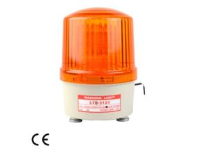 Car LED Magnetic Rotary Flashing Warning Light with Buzzer (LTE-5121) pictures & photos
