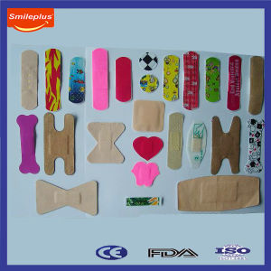 UK Cartoon First Aid Plaster From China Factory pictures & photos