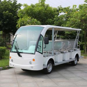 Marshell 14 Seaters Electric Sightseeing Bus for Sale (DN-14) pictures & photos