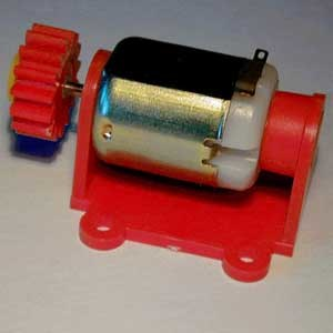 Low Noise Reduction Motor Gear Reduction Motor, pictures & photos