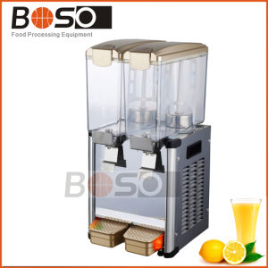 Two Bolws 24L Juice Dispenser, Beverage Dispenser, Juice Machine
