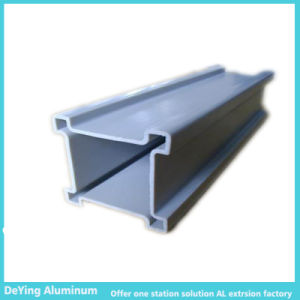 Industrial Aluminum Profiles with Milk Powder Coating pictures & photos