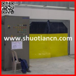 Plastic Double Swing Door for Industrial pictures & photos