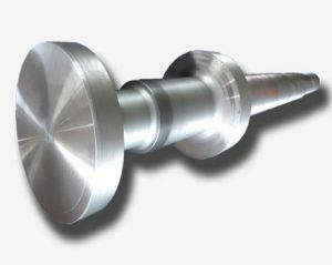 ISO 9001 Certificated Factory High Precision Forged Turbine Shaft pictures & photos
