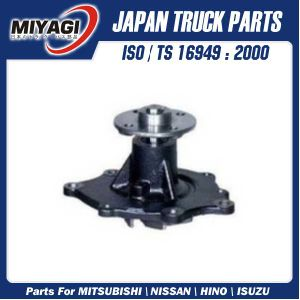 161002970 Hino Npw: H1-8 Water Pump Auto Parts pictures & photos