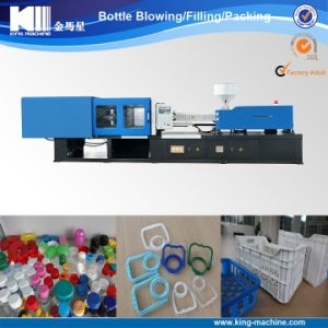 Cap Injection Molding Machine / Machinery (KM-1320A) pictures & photos