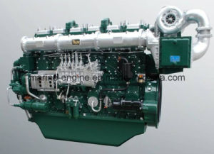 750HP/1350rpm Chinese Yuchai  Yc6CD750L-C20 Marine Diesel Engine  pictures & photos