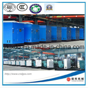 20kw-1200kw Diesel Generator/ Cummins Silent Diesel Generator pictures & photos