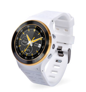 2016 New 3G Android Smart Watch Phone with WiFi Heart Rate Monitor pictures & photos