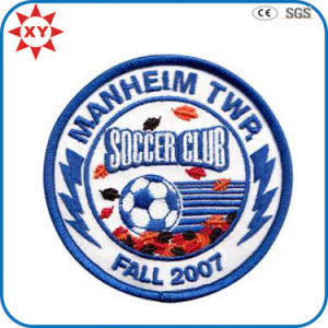Cloth Sport Badge Custom Embroidery Patch pictures & photos