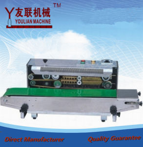 Continuous Film Sealing Machine (FR-900S) pictures & photos