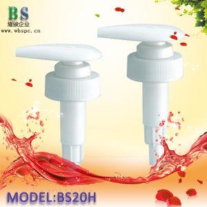 Non-Spilled Plastic Lotion Dispenser Pump pictures & photos