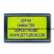 20X4 Character LCD Display with Different Backlight Color Options: Acm2004D Series pictures & photos