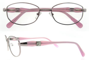 New Stylish Metal Optical Frames Fashion Eyeglasses with Ce and FDA pictures & photos