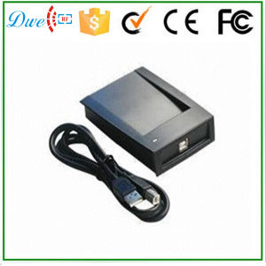 125kHz or 13.56MHz Simulation Keyboard USB Desktop Reader in DEC pictures & photos