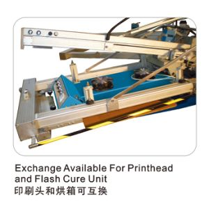 6 Colors 14 Stations Automatic T Shirt/Textile Screen Printing Machine/Screen Printer pictures & photos