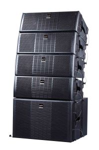 Dual 12 Inch 3-Way Line Array Stadium PA System pictures & photos