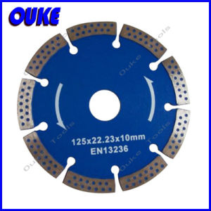 Diamond Segmented Saw Blade for Cutting Granite pictures & photos