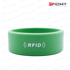 One Year Warranty Durable Waterproof RFID Wristbands pictures & photos