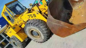 Used Tcm Wheel Loader Tcm 75b for Sale by Owner pictures & photos
