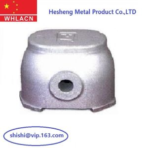 Stainless Steel Precision Casting Valve Machinery Parts pictures & photos