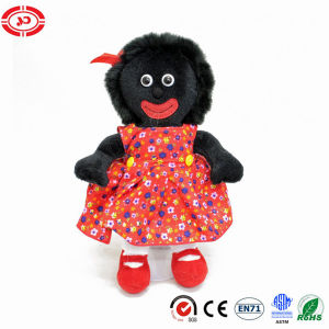 Mama Baby Care Plush Stuffed Soft En71 Golliwog Doll pictures & photos