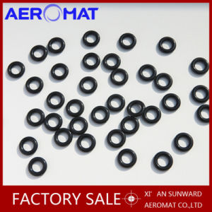 Colored Silicone O-Ring Seals in As568, DIN, JIS or Custom Size for Flexible Application Made in Aeromat pictures & photos