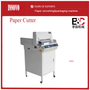 High Quality Automatic Paper Cutter (450Z) pictures & photos