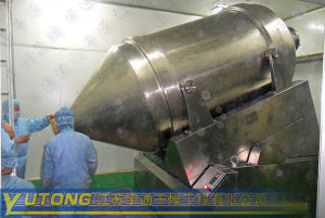 Two Dimensional Mixer for Pesticide Product pictures & photos