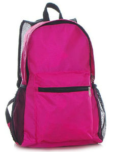 Fashion High Quality Lady Sports Foldable Backpacks for Outdoor pictures & photos