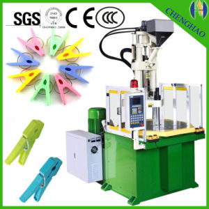 High Efficiency Vertical Flask Automatic Injection Molding Machine pictures & photos