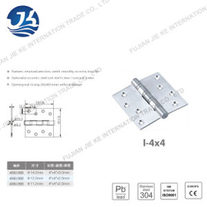 Stainless Steel Hinge for Folding Door (I-4X4) pictures & photos