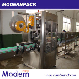 Shrink Sleeve Bottle Labeling Machine (RBX-150) pictures & photos