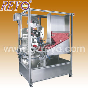 Automatic Hose Bottle Labeling Machine