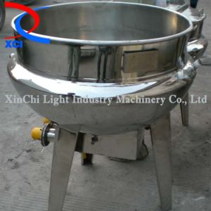 Vertical Jacketed Kettle/ Electrical Jacketed Kettle
