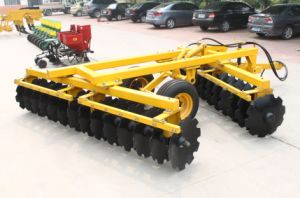 China Garden Tractor Disc Harrow MachineFarm HarrowSurface