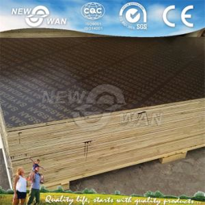 18mm 4X8 Shuttering Waterproof Marine Plywood for Building Material pictures & photos