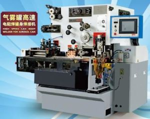 Fully Automatic Can Body Welder for Spraying Cans pictures & photos