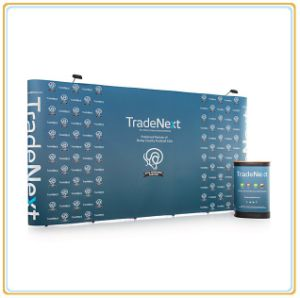 High Quality Portable Exhibition Booth for Trade Show (3m*6m) pictures & photos