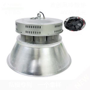 Mini Fan Cooling 400W LED High Bay Light Industrial Light pictures & photos