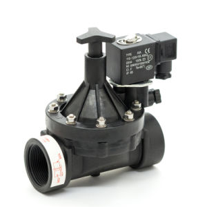 2wp Series Plastic Solenoid Valve pictures & photos