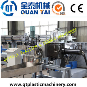 Two-Stage Film Granulator Plastic Recycling Machine pictures & photos