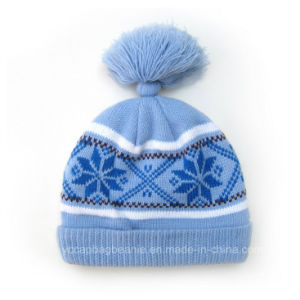 Fashion Warm Children Knitted Hat Beanie pictures & photos