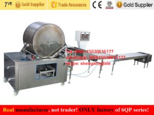 High Quality/Capacity Pancake Machine/ Thin Pancake Machinery/ Flat Pancake Machine (manufacturer) pictures & photos